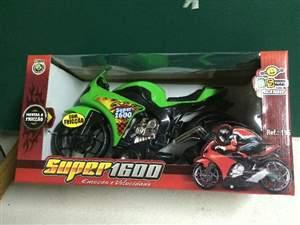 SUPER MOTO COM FRICÇÃO