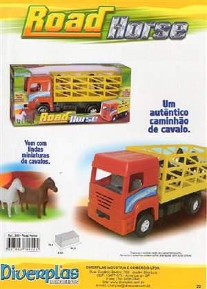CARRO ROAD HORSE