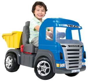 CAMINHAO MAGIC TOYS