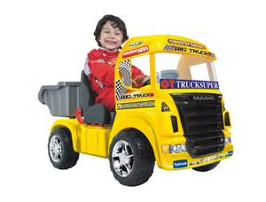 BIG TRUCK MAGIC TOYS