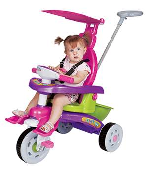 TRICICLO MAGIC TOYS